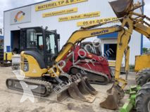 Komatsu PC35MR-3 mini pelle occasion