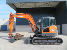 Escavadora Doosan DX 85 R-3 mini-escavadora usada