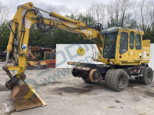 Atlas 1404 used wheel excavator