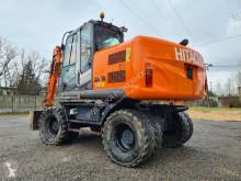 Escavadora escavadora de rodas Hitachi ZAXIS 140W-3