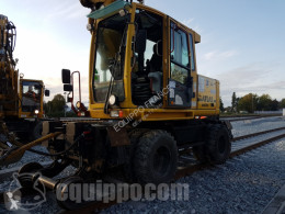 Atlas 1604 ZW used rail excavator