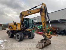 Excavadora excavadora de ruedas Caterpillar M313D