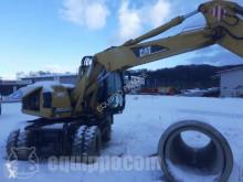 Excavadora excavadora de ruedas Caterpillar M313C