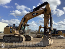 Caterpillar 336F L /w Demolition Equipment & Flatbed Trailer escavatore cingolato usato