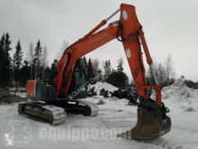 Escavadora Hitachi ZX225USRLC-3 escavadora de lagartas usada