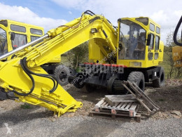 Excavadora Doosan Solar 140 WV-RW Rail Road excavadora rail/carretera usada