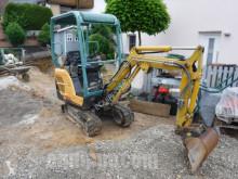 Escavadora Yanmar SV 15 mini-escavadora usada