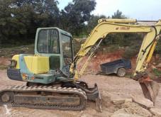Escavadora Yanmar B 50 mini-escavadora usada