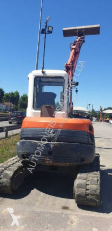 Rýpadlo Kubota U50-3a pásové rýpadlo ojazdený