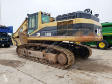 Caterpillar 345BL used wheel excavator