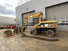 Excavadora excavadora de ruedas Caterpillar M318