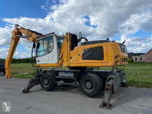 Excavadora Liebherr LH30M Litronic excavadora de ruedas usada
