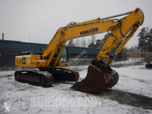 Escavadora Komatsu PC450LC-7K escavadora de lagartas usada