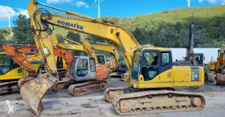 Excavadora Komatsu PC210LCD-7K excavadora de cadenas usada