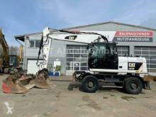 Excavadora Caterpillar M316D *2014*10.000H/Schild/Pratzen/3 excavadora de ruedas usada