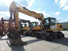 Excavadora Liebherr A920 excavadora de ruedas usada