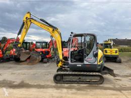 Takeuchi wheel excavator TB175W