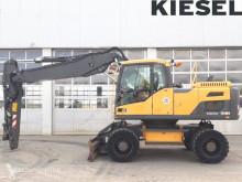 Volvo EW180D excavator pe roti second-hand
