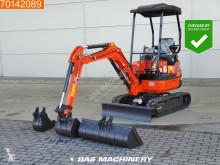 Miniexcavadora XN18 YANMAR ENGINE - 3 BUCKETS