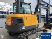 Excavadora Volvo EC55 C miniexcavadora usada