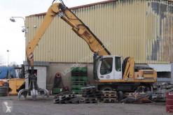 Excavadora Liebherr A 904 Wheel excavator excavadora de ruedas usada