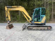 Excavadora miniexcavadora Yanmar Vio 80 U