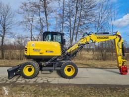 Escavadora Takeuchi TB175W escavadora de rodas usada
