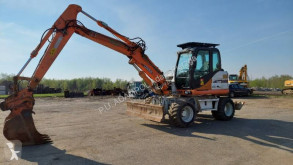 Excavadora Case WX125 S-2 excavadora de ruedas usada