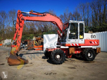 Excavadora excavadora de ruedas Poclain 60 PB