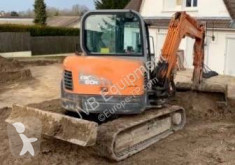 Doosan DX60 R mini-excavator second-hand