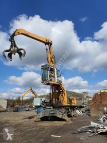 Excavadora Liebherr 924 excavadora de ruedas usada