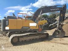 Volvo EC220EL excavator pe şenile second-hand