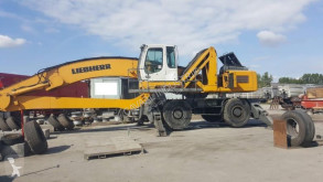 Excavadora Liebherr A934 excavadora de ruedas usada