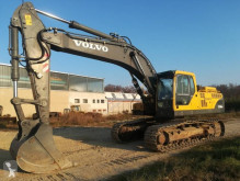 Volvo EC360 BNLC excavator pe şenile second-hand