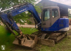 Case CX80 used track excavator
