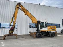 Escavadora Liebherr A904 Industrie escavadora de rodas usada