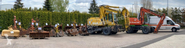 Kotrógép Atlas Fahrzeuge und Arbeitswerkzeuge használt