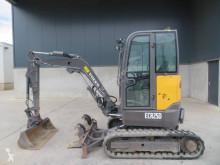 Mini escavatore Volvo ECR 25 D