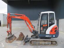 Escavadora Kubota KX 91-3 A mini-escavadora usada