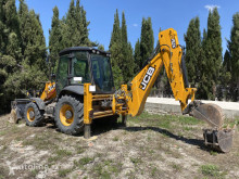 Excavadora de ruedas JCB 3CX