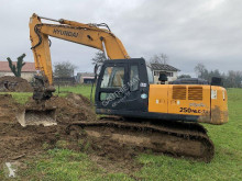 Escavatore cingolato Hyundai Robex 250NLC-7A