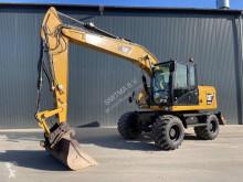 Escavadora Caterpillar M313 escavadora de rodas usada