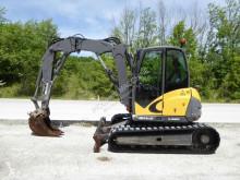 Escavadora escavadora de lagartas Mecalac 8 MCR