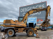Excavadora excavadora de ruedas Case WX200