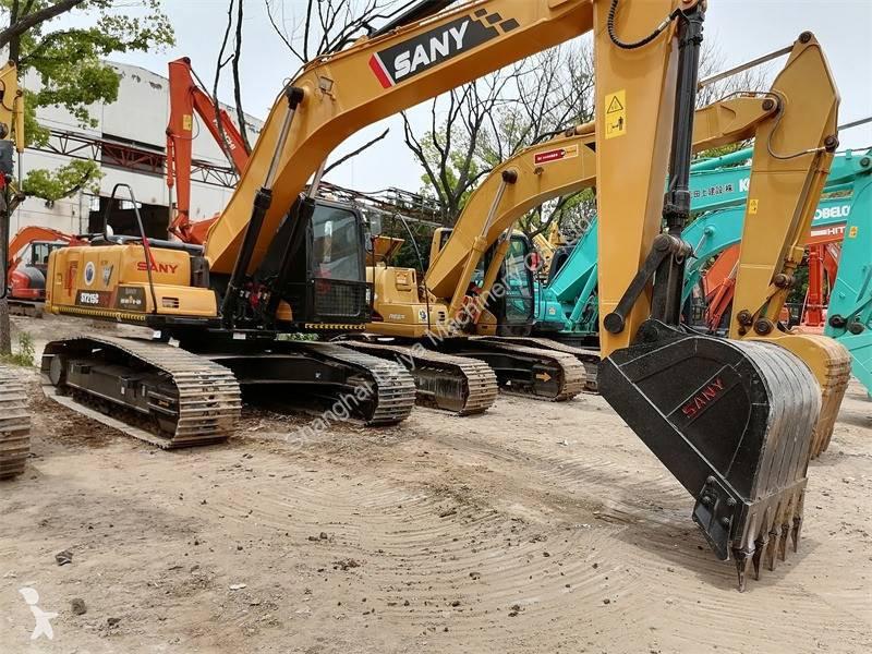 Vedere le foto Escavatore Sany SY215