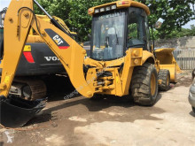 Caterpillar 416E pelle de manutention occasion
