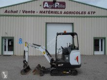 Bobcat E17 mini pelle occasion