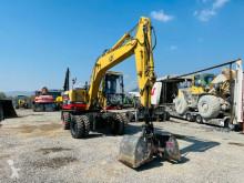Excavadora excavadora de ruedas Caterpillar M312