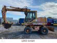 Excavadora Hitachi 688 B-P excavadora de ruedas usada