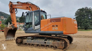 Excavadora excavadora de cadenas Hitachi ZX210
